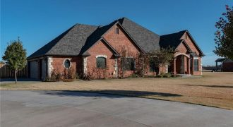9100 Woodrow Court, Oklahoma City, Oklahoma 73169